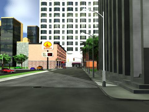 AS4L Street Scene