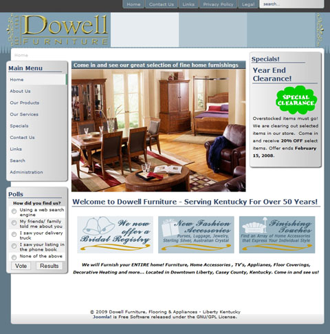 Dowell Furniture