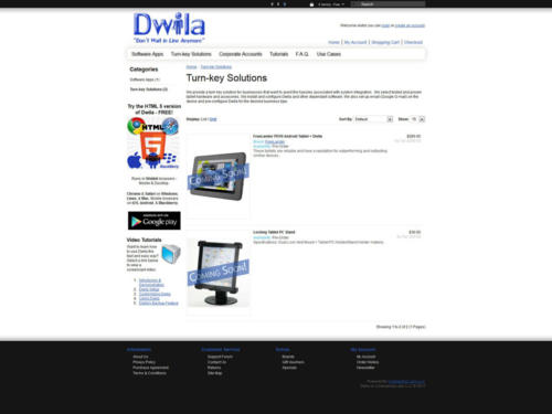Dwila Customer Alert
