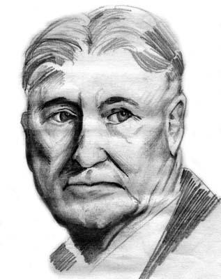 Ed Clark - Pencil Sketch