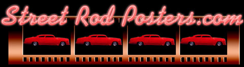 Street Rod Posters Logo