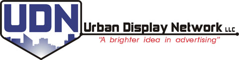 Urban Display Network Logo