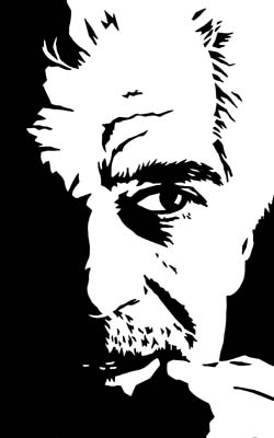Omar Sharif Vector Art